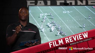 Breaking down the highs and lows of Week 2 | ATL vs TB Film Review