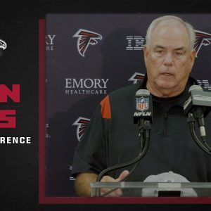 Dean Pees on how 'the expectation is to win' | Atlanta Falcons
