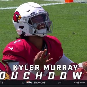 Do or Do Not. There is No Try | Kyler Murray Touchdown