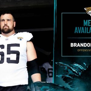 OL Linder, CB Griffin, S Jenkins & HC Meyer meet with the media | Jaguars Media Availability