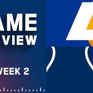 Los Angeles Rams vs. Indianapolis Colts | Week 2 NFL Game Preview