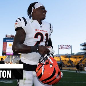 Mike Hilton Mic'd Up   Week 3 at Pittsburgh