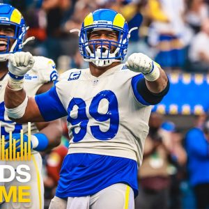 Rams Game-Changing Defense vs. Buccaneers At SoFi Stadium For Week 3 | Sounds Of The Game