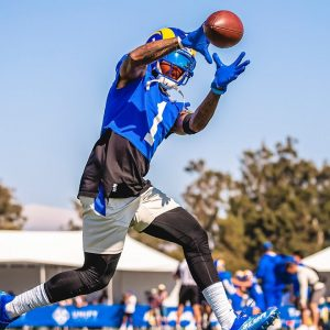 One More Day Until DeSean Jackson's Rams Debut | Countdown to Kickoff