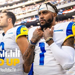 """""""You Know They Can't Stop Me!"""" Rams WR DeSean Jackson Mic'd Up For Rams vs. Bears at SoFi Stadium"""