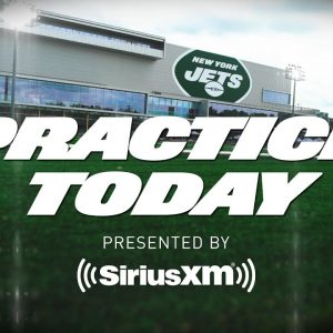 Practice Today from London (10/8) | New York Jets | 2021 | NFL | Week 5