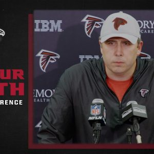 Arthur Smith talks about what the team needs to improve heading into week two.