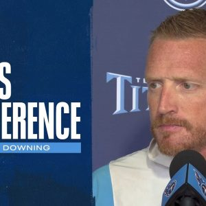 We Need to Protect the Football   Todd Downing Press Conference