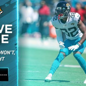 Week 4: He will, he won't, he might   Jags Drive Time
