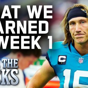What We Learned In Week 1 | Move the Sticks