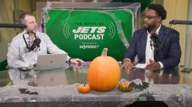 Jets QB Picture with Zach Wilson Injured (10/26) | The Official Jets Podcast | New York Jets | NFL
