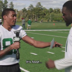 ❓Keelan's Questions: How Well Do The Jets Know UK Phrases? | New York Jets