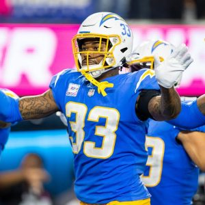 THE RETURN OF DERWIN JAMES ⚡️ Chargers Top Defensive Plays Through Week 6 | NFL Highlights