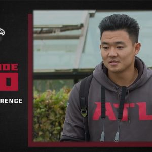 'I hope we can get into Asia and expand the game'   Younghoe Koo press conference   Atlanta Flacons
