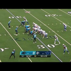 Cowboys Lean on Run Game for TD