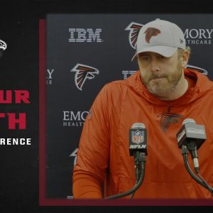Arthur Smith on why the Falcons 'have to be ready to roll' for the New York Jets | Atlanta Falcons