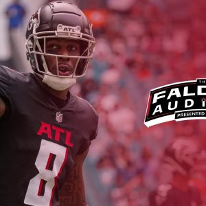 Pitts, Koo and clutch Falcons, playoff forecast, Deshaun Watson debate | Falcons Audible Podcast