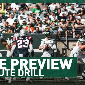 Game Preview: Jets At Patriots | The New York Jets | NFL