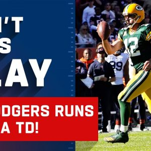 """""""I Still Own You"""" -Aaron Rodgers"""