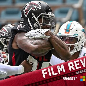'It all starts up front with the disguise.' | Film Review | Atlanta Falcons