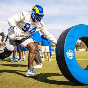 Rams Focus In On The Details To Prepare For Week 4 Divisional Battle vs. Cardinals   Practice Recap