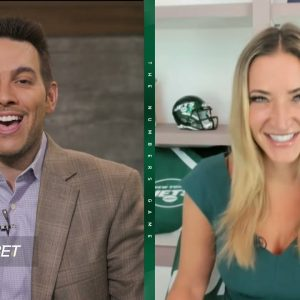 The Numbers Game: Week 7 | Jets At Patriots For Round Two | The New York Jets | NFL