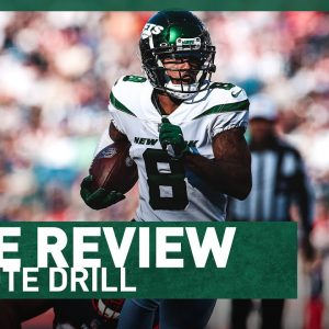Game Review Vs. New England Patriots   2-Minute Drill   The New York Jets   NFL