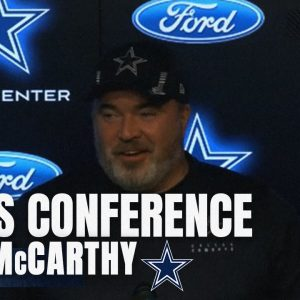 Mike McCarthy: Different Challenge | Dallas Cowboys 2021