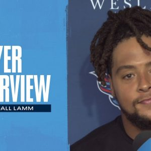 Have to Progress and Get Better From Game to Game | Kendall Lamm Player Interview