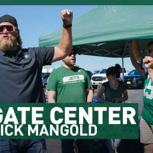 Tailgate Center With Nick Mangold | Episode 2 | The New York Jets | NFL