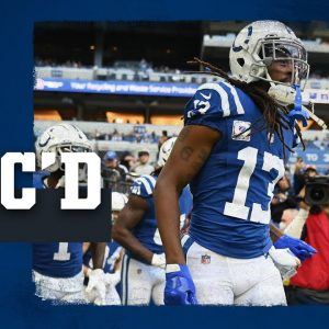 The Return of the Ghost | T.Y. Hilton Mic'd Up Against the Texans