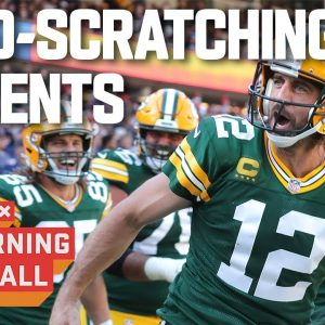 Top Head-Scratching Moments from Week 6 | Good Morning Football