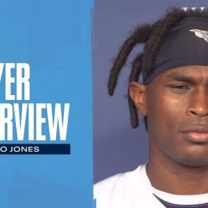 I'm Very Confident in Myself and my Teammates | Julio Jones Player Interview