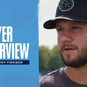 We Have to Take Care of the Ball | Anthony Firkser