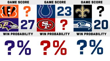 Week 7 NFL Score Projection for EVERY Matchup