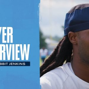 We're Only Going to Get Better | Jackrabbit Jenkins Player Interview